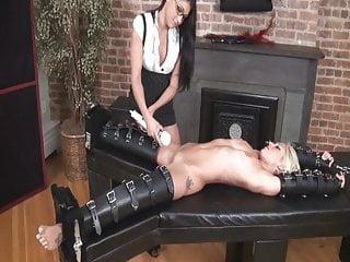 Vibrator tickling videos - Lesbian tickle horror