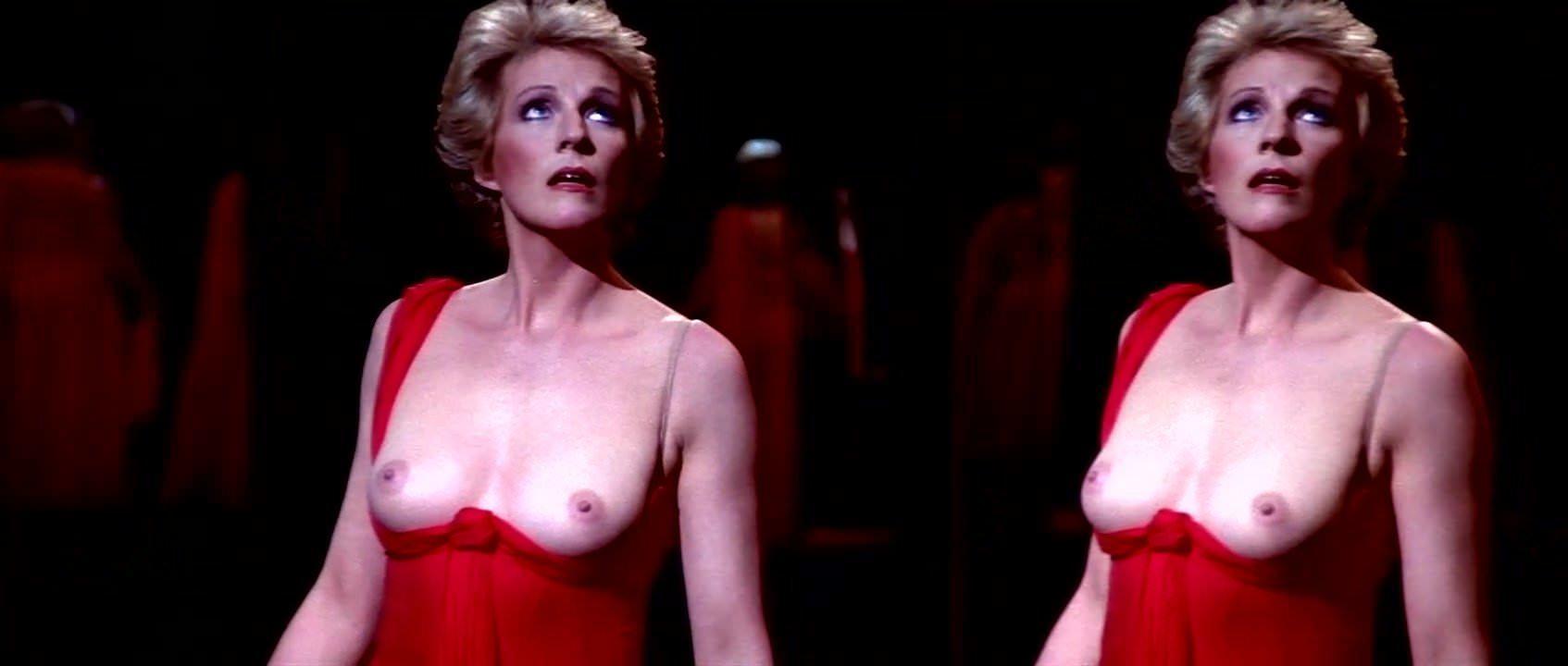 Julie Andrews Topless