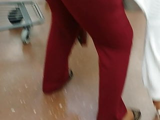 Teen candid thong Candid thong booty