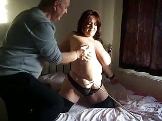Bondage tied to Tied to bed