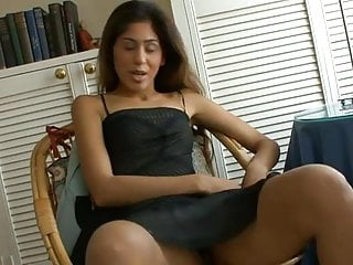 Anal masturbation in boots - British slut sahara knite receives anal in boots