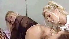 Lesbian group ass licking DMvideos