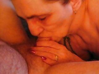 My husband theater cum cock - Mm i love sucking husband cock mmm love his cum in my mouth