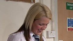 Jodie's detention