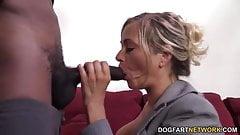 MILF Lexxi Lash Having Her First Interracial Fuck At DogFart