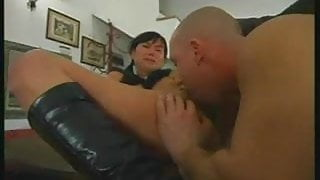 Punished by her Boss...F70