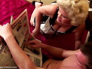 Redhead sluts making young boys cum Mature super sluts inseminated by young boys