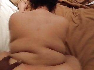 Naked biracial women - Biracial bbw mature doggystyle pounding.