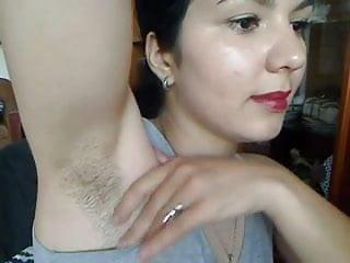 Sensuous lesbian - Sensuous armpits 1