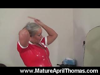 Naughty nude nurses Mature naughty nurse fucking herself