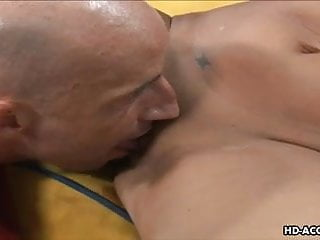 Cunt wet close up - Busty pornstar moans while her wet cunt is drilled hard