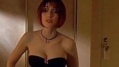Winona Ryder Cleavage and Nip Slip