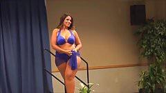 Melissa becomes BBW Model