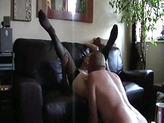 Mass spunk on anal - This whore jane loves spunk running into her gaping holes