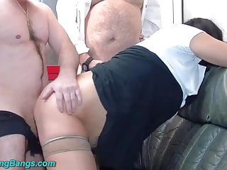 Stepsister first swallow sex videos Preggo stepsister first gangbang