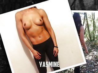 French porn star yasmine Clip dun fan pour yasmine