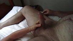 mature couple masturbation