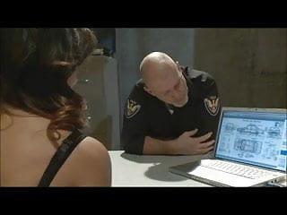 Alysa nude - Alysa gets interrogated
