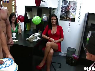 Cfnm group sex parties free videos - Cfnm birthday party