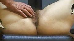 Julia get spanked