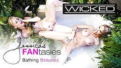 Wicked - Jessica Drake i Charlotte Stokely cum razem
