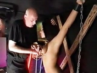 Fetish suspension why Breast bondage and attempted suspension