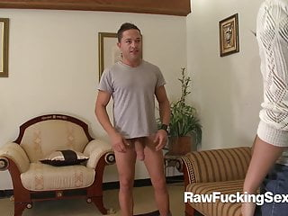 Raw hardcore fuck Raw fucking sex - latina evie delatosso banging boy