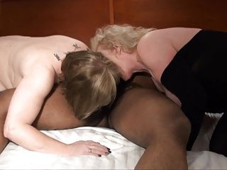 Gay british cock video Two grannies and a big black cock