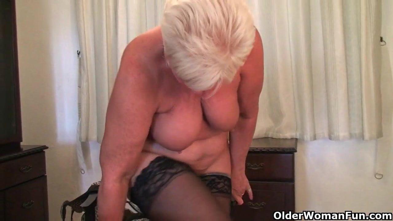70 Year Old Granny Porn when grandma comes home the knickers come down