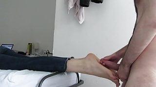 Foot wanker – life