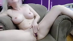 long cam session with different toys