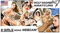 HOT collection: Amateur couples getting naughty! WOLF WAGNER
