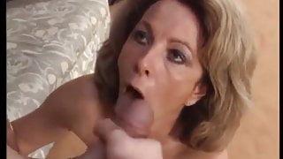 Sub StepMom Crawling to Suck Cock