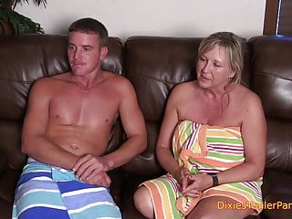 Real mom porn amatuer - Real interview with mom and son