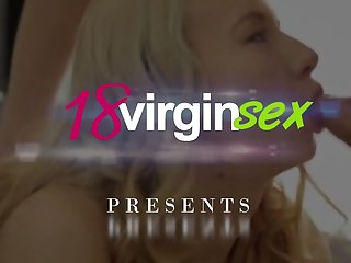 First virgins 18 virgin sex - beautiful virgin gets her first dose of hard