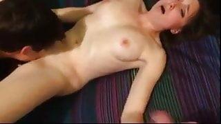 Boyfriend Shares his GF in a Threesome