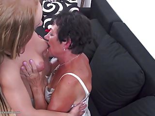 Old grannies milf - Old grannies lick and fuck young cute girls