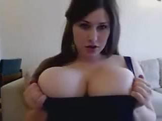 Masturbation chubby movies Gigantic tits masturbation chubby brunette