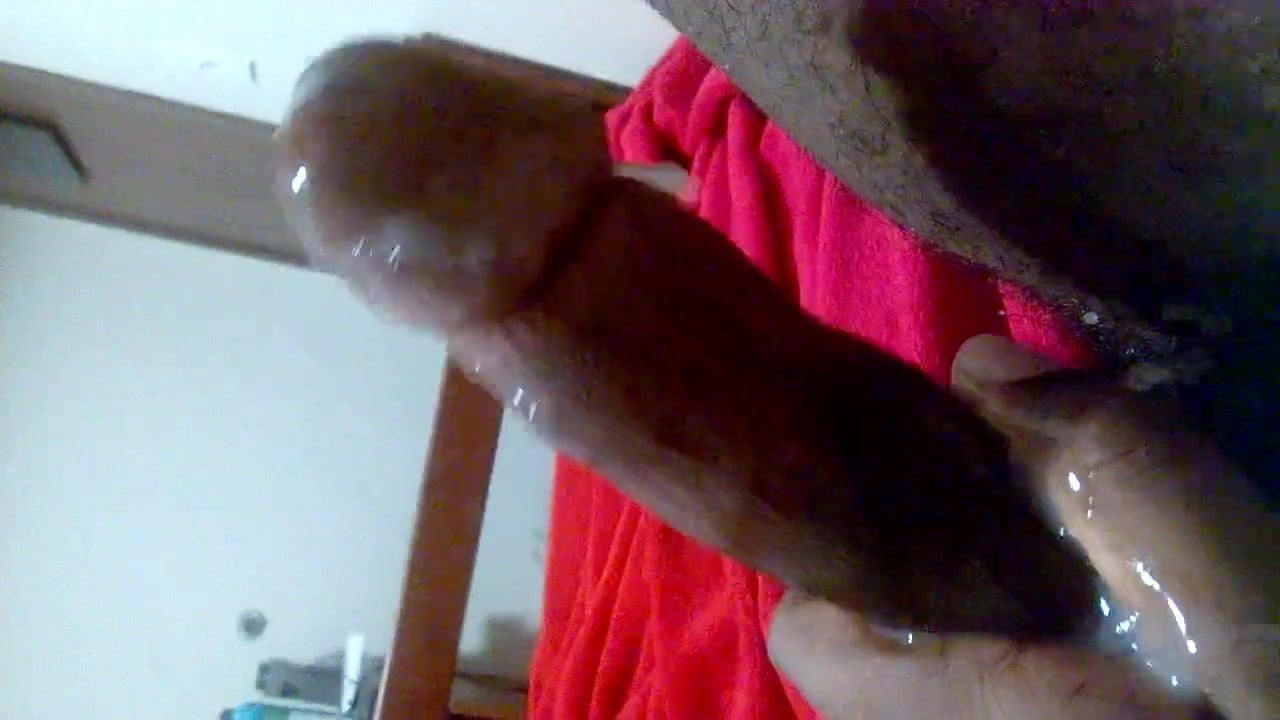 Asian Male Solo Masturbation