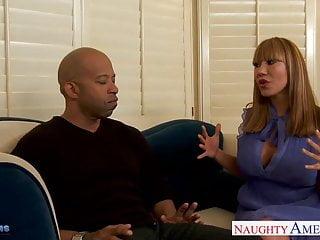 Ava devine free ass videos Naughty milf ava devine gets anally black hammered