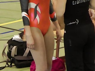 Gymnast sucking cock Gorgeous gymnast your cock would love