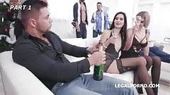 Scopa la brutalità della lingerie # 57