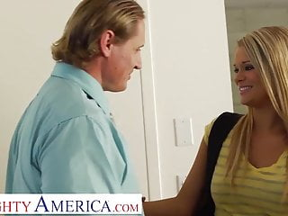 Naughty america hardcore Naughty america heather starlet fucks sugardaddy to help