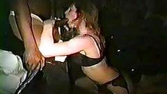 Slut Wife Gangbanged in Theater – Cireman