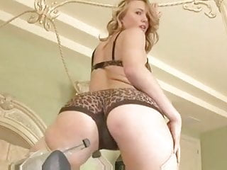 Big she cocks - Blonde slut doesnt do anal on bbc but she swallows