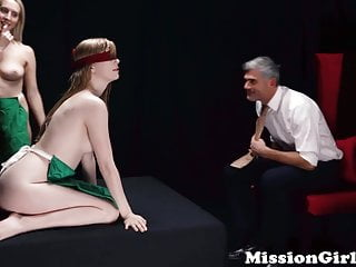 Cock becky daddy virgin pussy Virgin mormon ladies share a giant cock and swap jizz