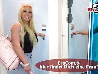 Tall skinny black women naked - German tall skinny petite blonde milf get creampie at mirror