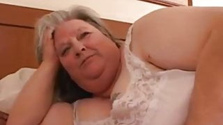 SSBBW Granny Anal Pounding