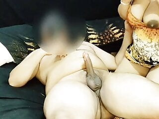 StepSon Lover fuck His Mother - Arab Young Mother