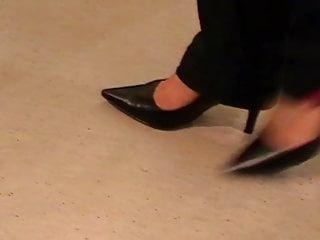 Naked older women in high heels - Random women in heels no. 019